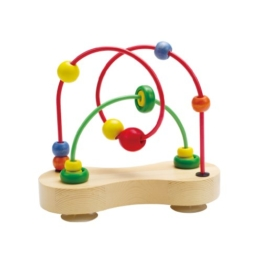 Hape International Hape E1801 - Double Bubble, Holzspielzeug - 1